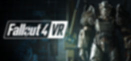 Fallout 4 VR by Bethesda Game Studios logo