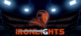 Ironlights by E McNeill logo