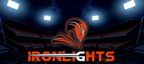 Ironlights by E McNeill logo