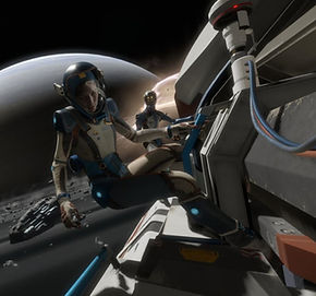 Lone Echo by Ready at Dawn for the Oculus Rift