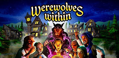 Werewolves Within by Red Storm Entertainment logo