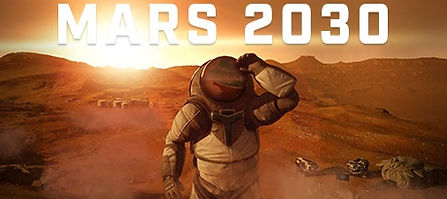 Mars 2030 by FMG Labs logo