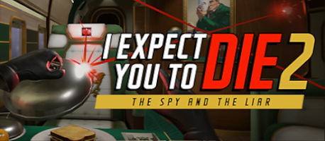 I Expect You To Die 2 by Schell Games logo