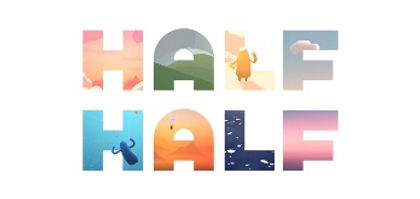 Half and Half by Normal logo