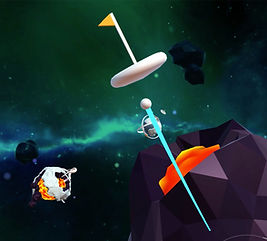 Moonshot Galaxy by Liftoff Labs for the Vive, Rift and PSVR