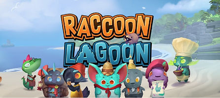 Raccon Lagoon by Hidden Path Entertainment logo