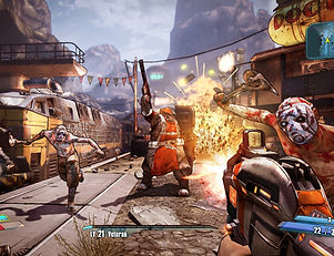 Borderlands 2 VR by Gearbox Software for the HTC Vive, Oculus Rift, Valve Index and Windows MR platforms