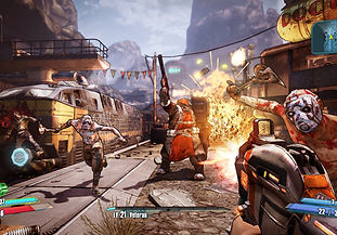 Borderlands 2 VR by Gearbox Software for PlayStation VR