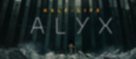 Half Life: Alyx by Valve logo