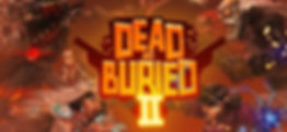 Dead and Buried 2 by Oculus Strike Team logo