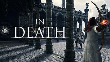 In Death by Sólfar Studios logo