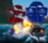Battlewake by Survios for the HTC Vive, Oculus Rift, Valve Index and PlayStation VR