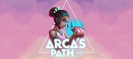 Arca's Path by Dream Reality Interactive logo