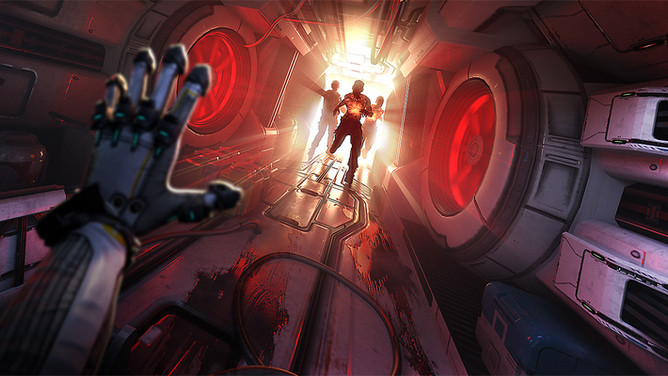 "Firesprite is bringing PSVR favorite ""The Persistence"" to PC-VR players this Summer!"