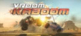 Vroom Kaboom by Ratloop Games logo