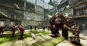 ZomDay by INTO GAMES for the HTC Vive and Oculus Rift