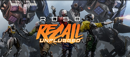 Robo Recall: Unplugged by Drifter Entertainment logo