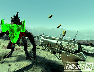 Fallout 4 VR by Bethesda Game Studios for HTC Vive & Oculus Rift