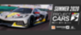 Project Cars 3 by Slightly Mad Studios logo