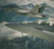Ace Combat 7: Skies Unknown by Bandai Namco for PlayStation VR