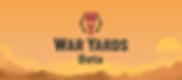 War Yards Beta by Pixel Framers logo