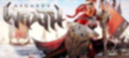 Asgard's Wrath by Sanzaru Games logo