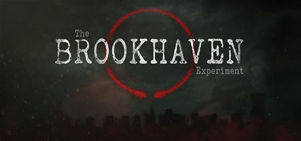 The Brookhaven Experiment by Phosphor Games logo