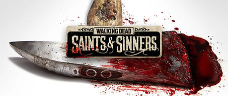 The Walking Dead: Saints & Sinners by Skydance Interactive logo