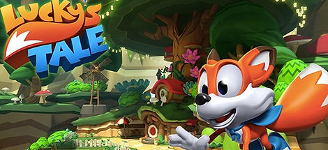 Lucky's Tale by Playful logo