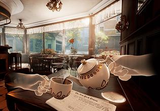 Blunt Force by Monad Rock for the PlayStation VR platform