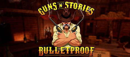 Guns'n'stories VR by MIROWIN logo