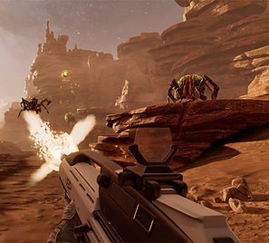 Farpoint by Impulse Gear for PlayStation VR