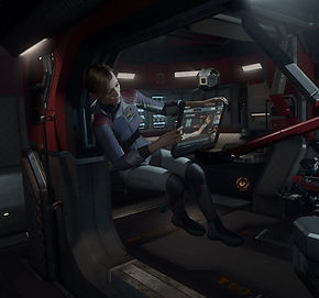 Lone Echo 2 by Ready at Dawn for the Oculus Rift