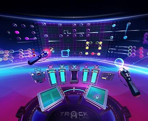 Trace by Greenlight Games for Playstation VR, Oculus Rift and HTC Vive