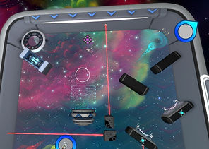 Nebulous by Namazu Studios for the PlayStation VR and Oculus Rift