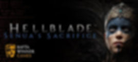 Hellblade: Senua's Sacrifice VR by Ninja Theory logo