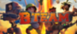 B-Team by Twisted Pixel Games logo