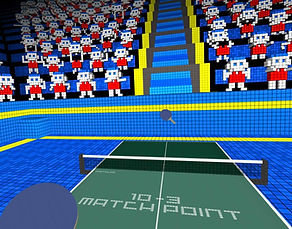 VR Ping Pong by Reddoll for the HTC Vive and PlayStation VR