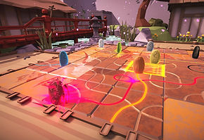 Tsuro: The Game of the Path by Thunderbox Entertainment for the Oculus Quest 2 and Oculus Quest platform