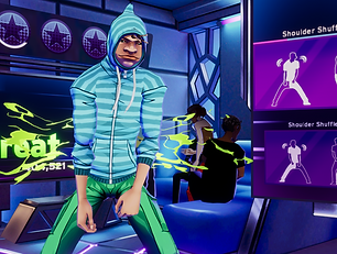 Dance Central VR by Harmonix for the Oculus Rift, HTC Vive and Windows Mixed Reality