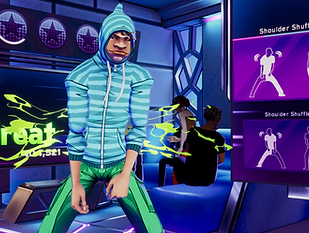 Dance Central VR by Harmonix for the Oculus Quest