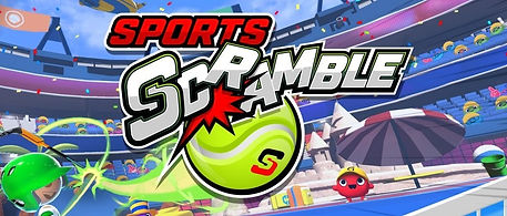 Sports Scramble by Armature Studio logo