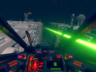 Trench Run VR by Lucid Pixel for the HTC Vive and Oculus Rift
