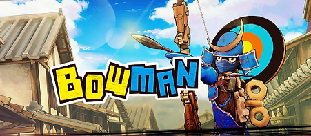 BOW MAN by DIMM.com logo