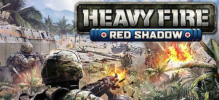 Heavy Fire: Red Shadow by Mastiff Games logo