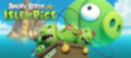 Angry Birds VR: Isle of Pigs by Revolution Games logo
