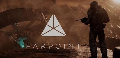 Farpoint by Impulse Gear for PlayStation VR logo
