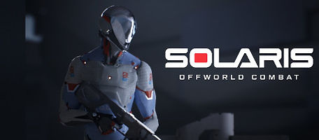 Solaris: Offworld Combat by First Contact Entertainment logo