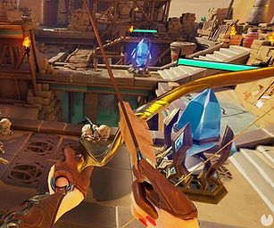 Ancient Amuletor by TiGames for the PlayStation VR