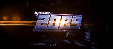 Pistol Whip 2089 by Cloudhead Games logo